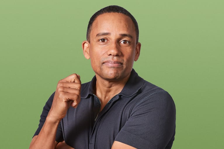 mindbodygreen Podcast Guest Hill Harper