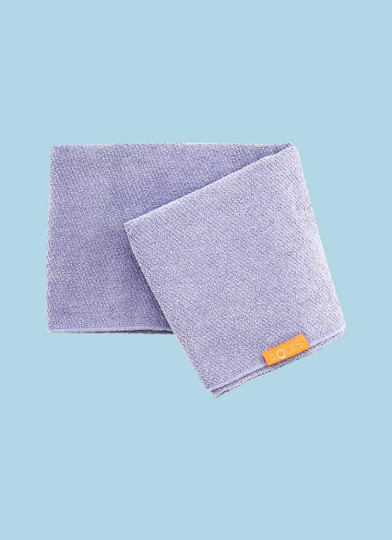 Aquis Rapid Dry Lisse Towel