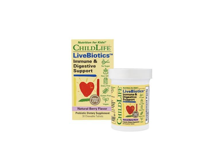 ChildLife Essentials LiveBiotics