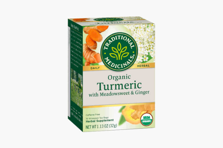 <p>Turmeric with Meadowsweet &amp; Ginger</p>