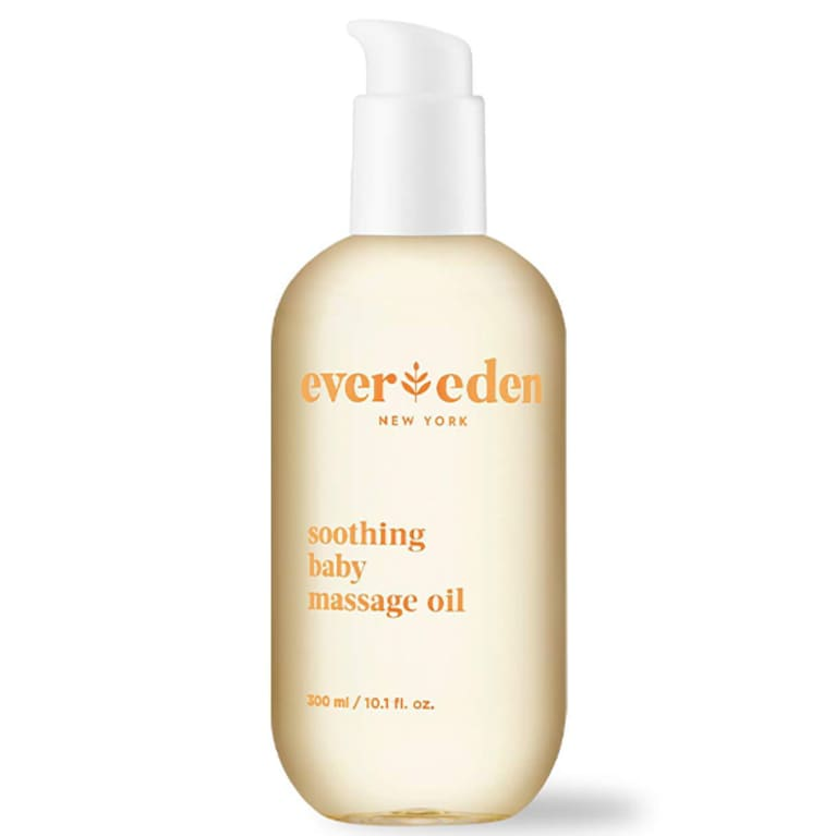 Evereden Soothing Baby Massage Oil