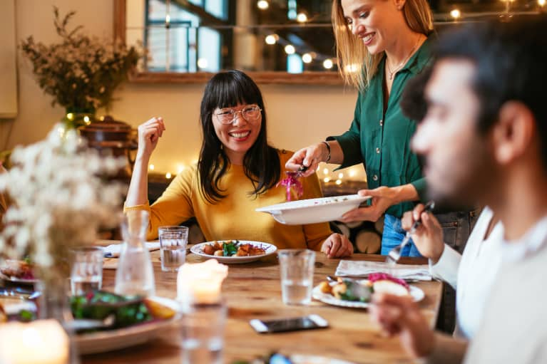 5 RD-Approved Ways To Make Your Thanksgiving A Little Healthier