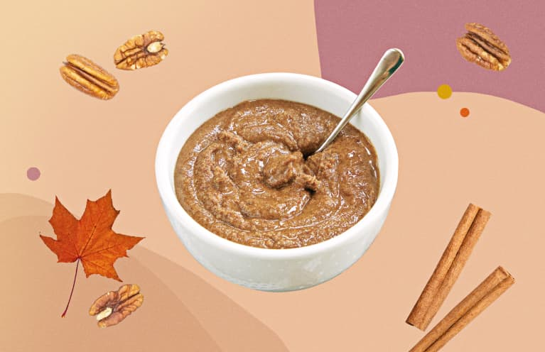This Spiced Maple & Pecan Butter Will Become Your New Fall Staple
