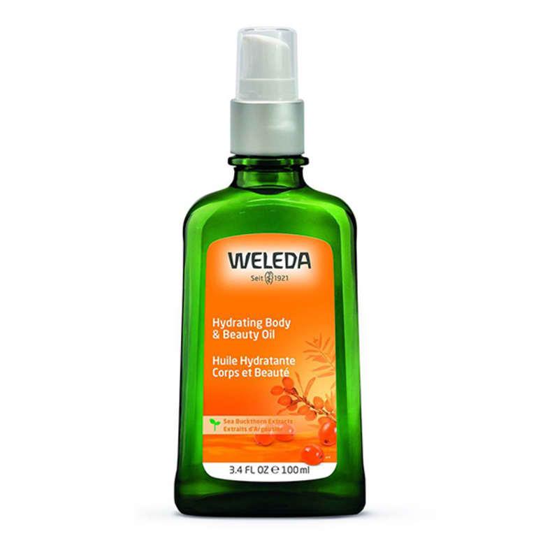 Weleda beauty + body oil
