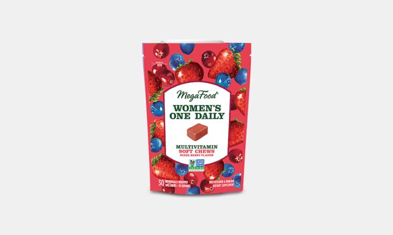 <p>Women's One Daily Multivitamin Soft Chews</p>