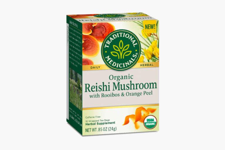 <p>Reishi Mushroom</p>