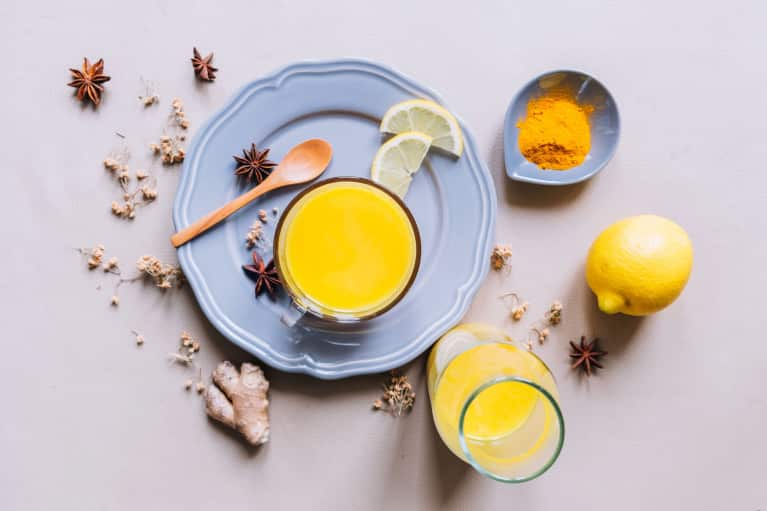 This Ayurvedic Beverage Packs A Serious Anti-Inflammatory Punch