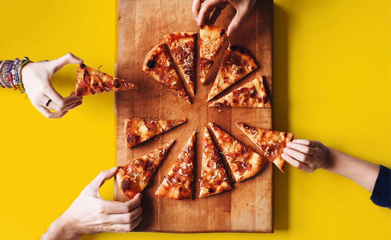The Superfood That 97% Of Us Aren't Getting (And Guys, It's In Pizza!)