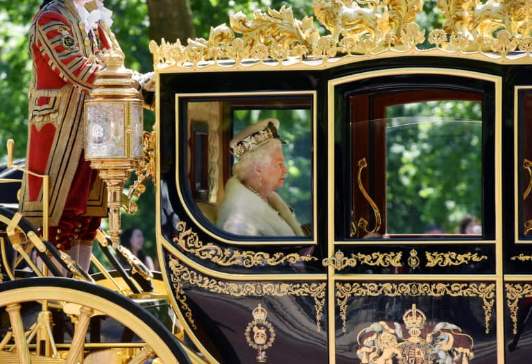 Queen Elizabeth Is Making An Eco-Friendly Statement With This Ban