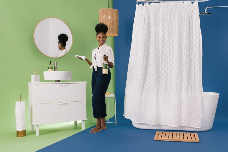 Want To Make Your Bathroom A Little Bit More Sustainable? Watch This