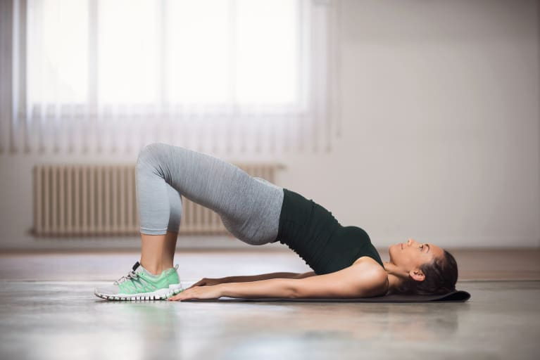 This Posture-Correcting Exercise Will Also Strengthen Your Core