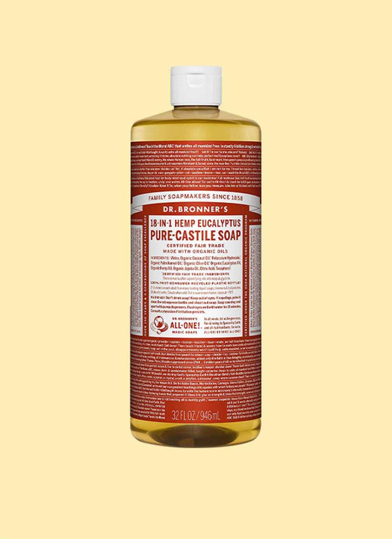 10. Dr. Bronner's Castile Liquid Soap