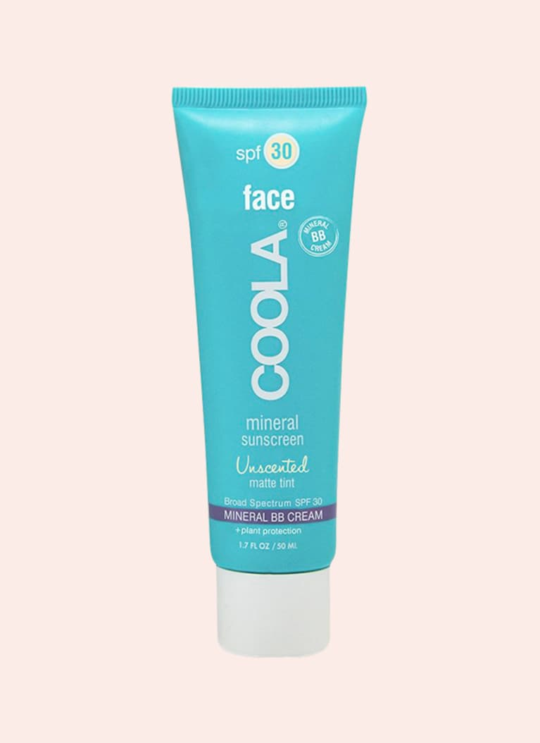 Coola Suncare Mineral Face SPF 30 Sunscreen Matte Finish