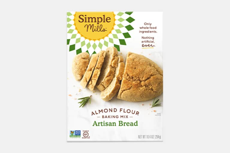 <p>Artisan Bread Almond Flour Baking Mix</p>