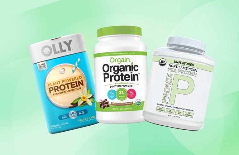 Want More Protein & Iron? Try These 5 RD-Approved Pea Protein Powders