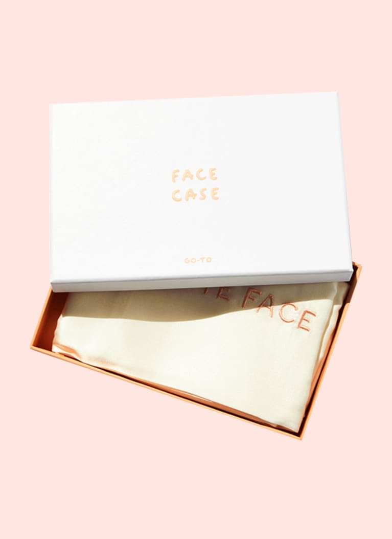 face case pillow