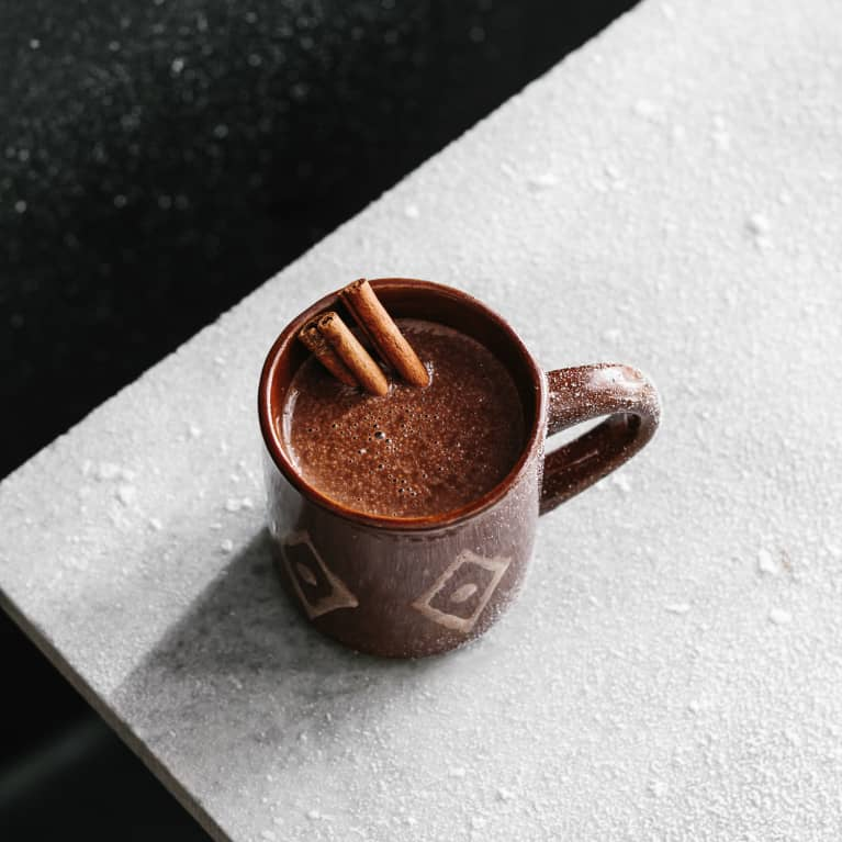 A Skin-Healthy Hot Chocolate We're Obsessed With Right Now — Grab A Mug