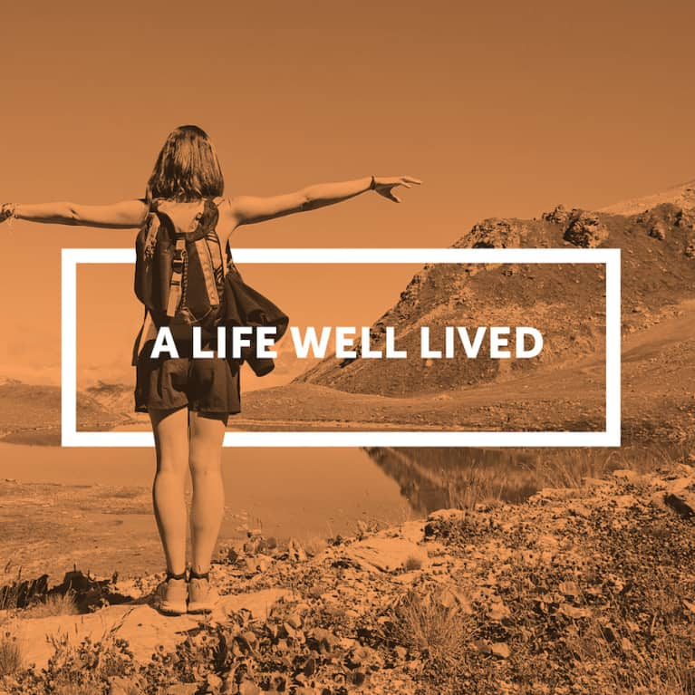 How To Live A Long, Healthy & Happy Life