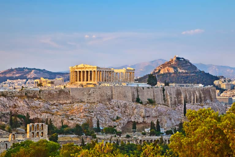 10 Happiness Lessons We Can Learn From The Ancient Greeks