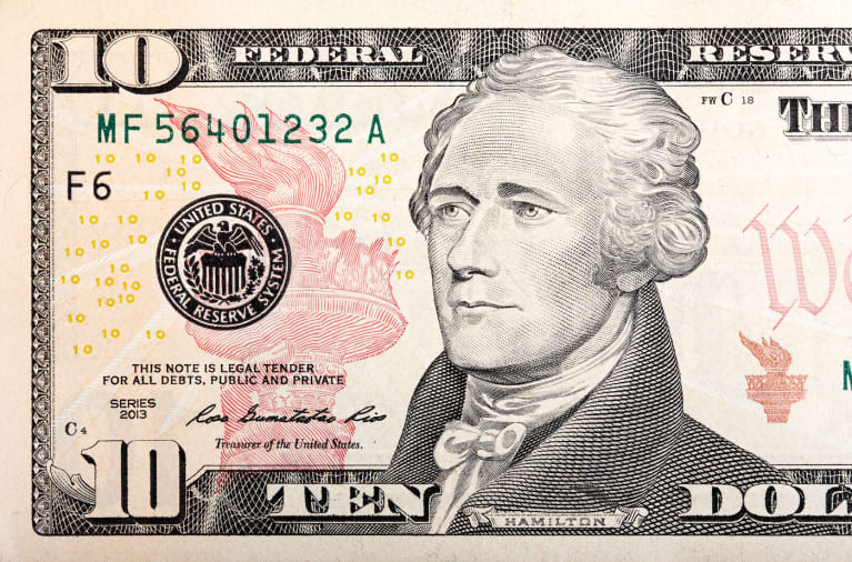Big News! The $10 Bill Will Finally Feature A Woman