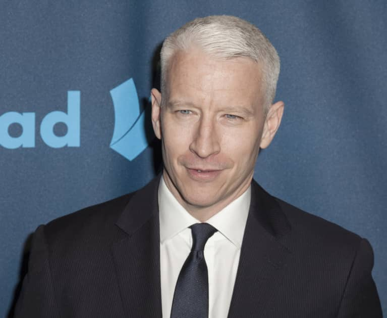 Anderson Cooper Went On A Mindfulness Retreat (And Loved It)