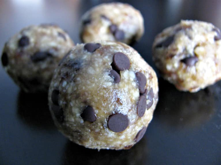 3-Ingredient Cookie Dough Bites