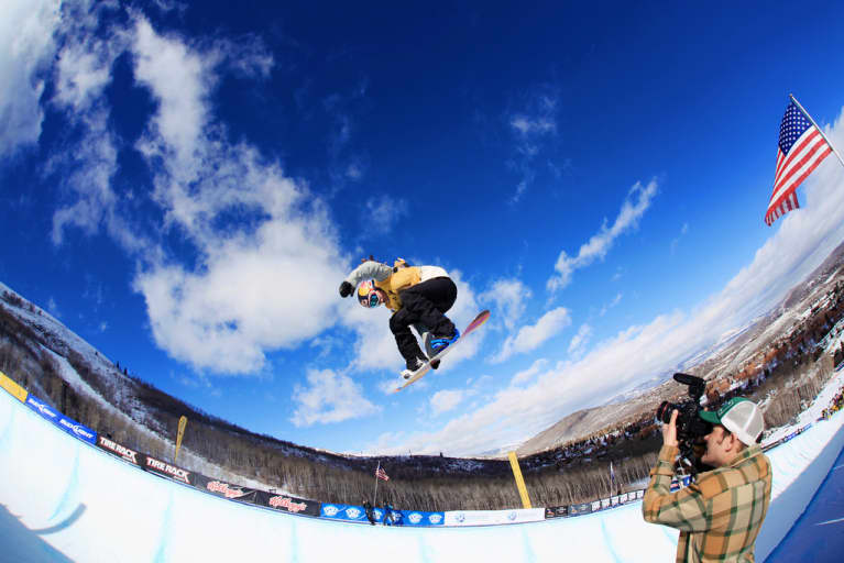 17-Year-Old Snowboarder Arielle Gold Talks Winter Olympics & Training