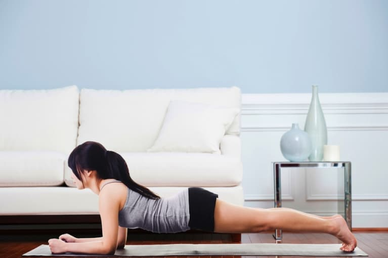 3 Excuses That Are Getting In The Way Of Your Home Yoga Practice