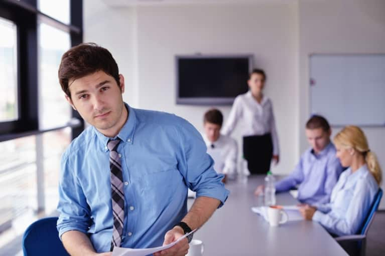 How To Handle That Jerk At Work