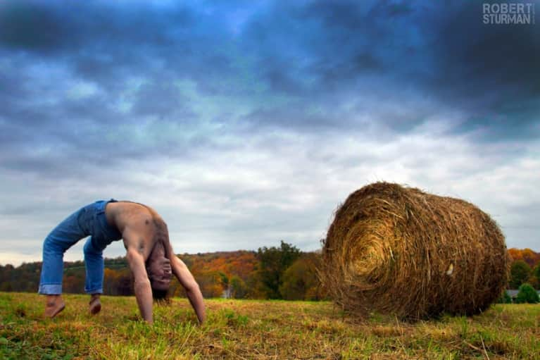 Yoga In Autumn (Gorgeous Slideshow)