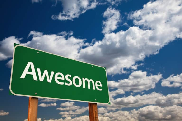 How To Make It Easy To Be Awesome