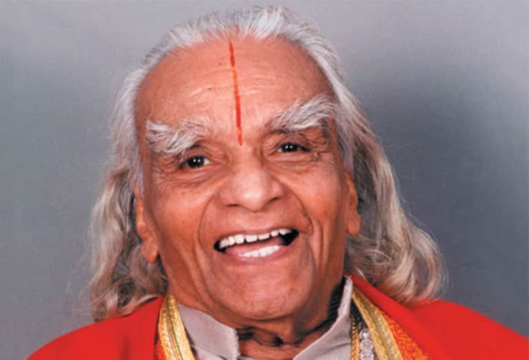 B.K.S. Iyengar Dead At 95
