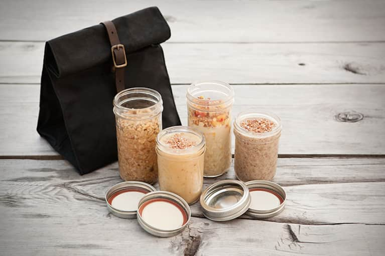 Breakfast In A Jar: 4 Delicious Recipes To Start Your Day Right