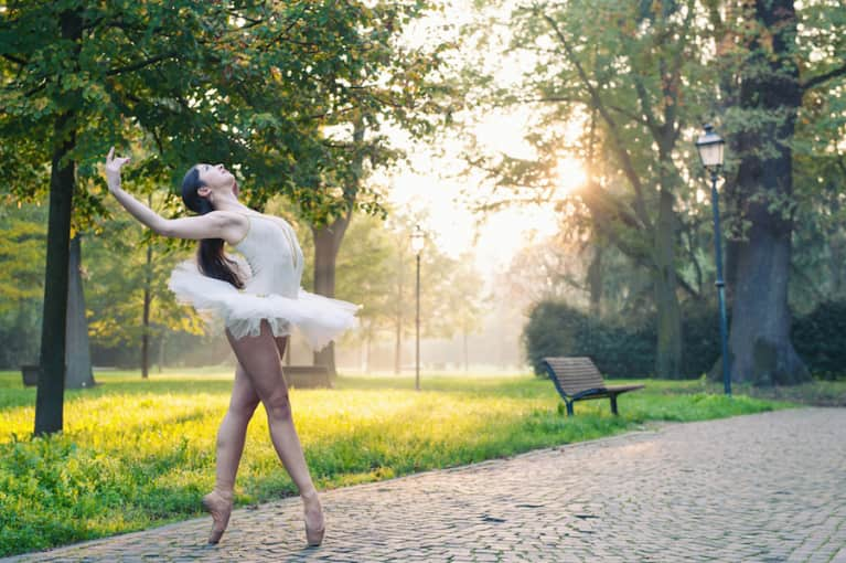 7 Things Being A Professional Ballerina Taught Me About My Body