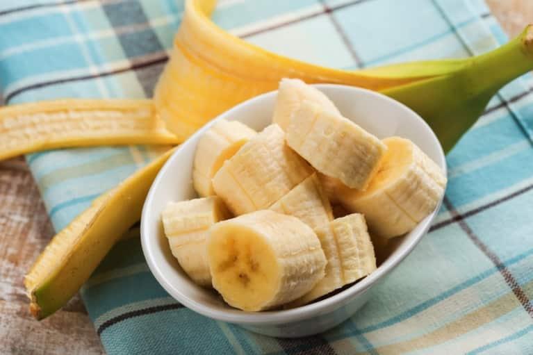 Raw, Vegan Banana Bread With Cashew Cream Icing
