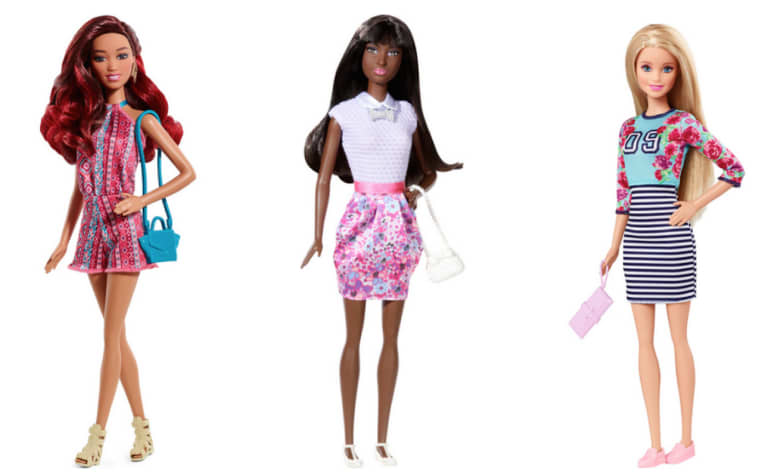Great News! Barbie Can Now Wear Flats & Is More Diverse