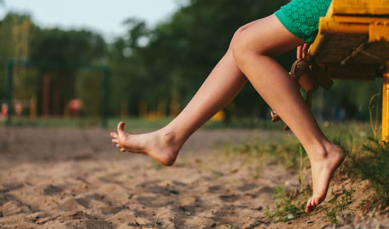 The Importance Of Going Barefoot + How To Reclaim Your Feet