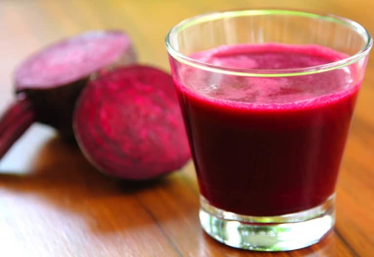 A Valentine's Day Pick-Me-Up Beet Juice