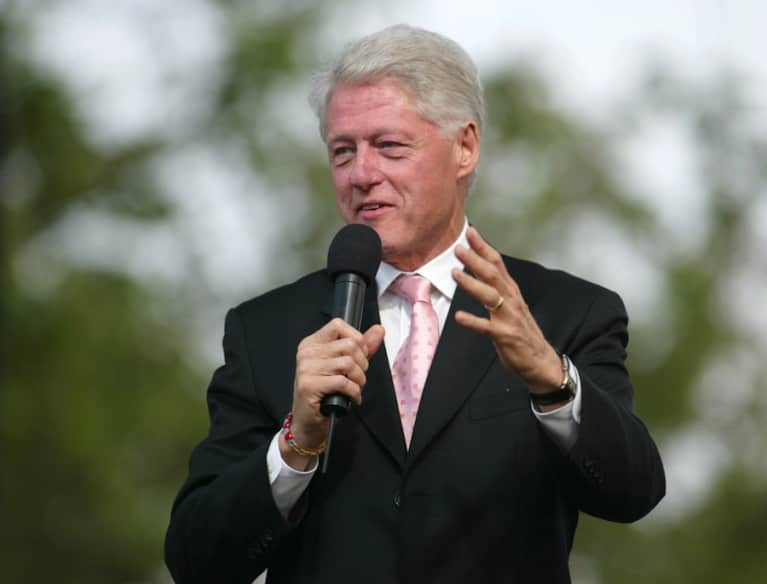 Bill Clinton Loves Eating Plant-Based (And Almond Milk Smoothies)
