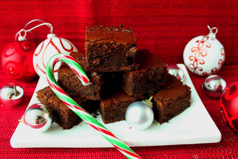 Gluten-Free Cacao Brownies!