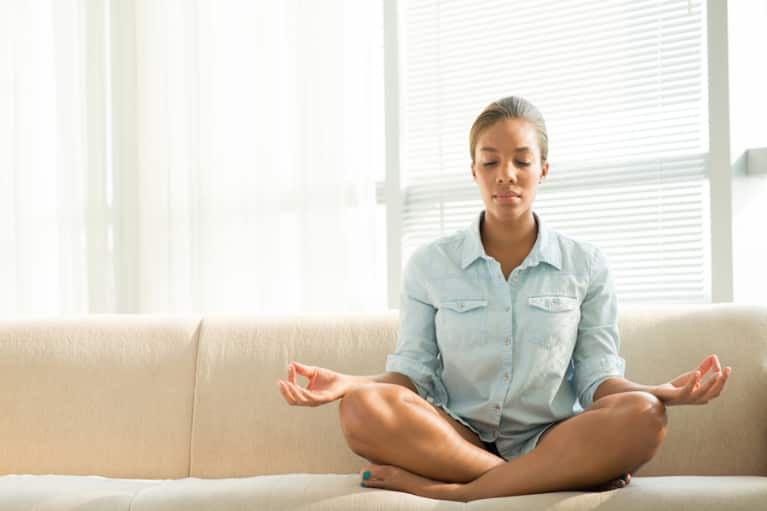 What To Do When Your Mind Won't Let You Meditate