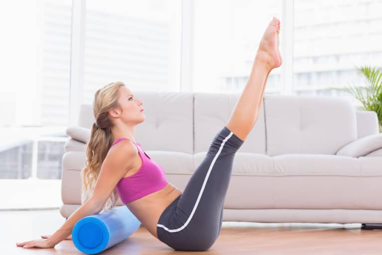 Are You Using Your Foam Roller All Wrong?