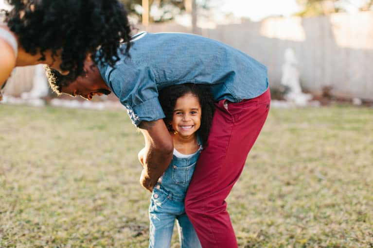 How To Raise A Body-Positive Daughter