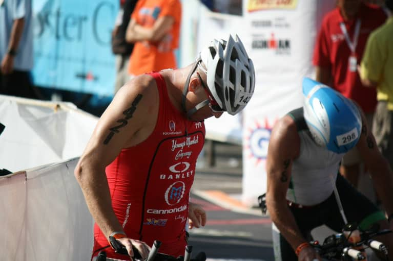 I Completed An Ironman With Cerebral Palsy. Here's How I Found The Strength