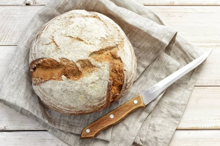 Giving Up Gluten? Why You Should Say Hello To Sourdough