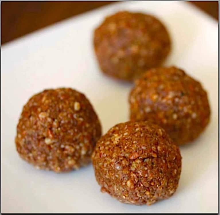 Gluten-Free, Dairy-Free, Superfood Breakfast Balls