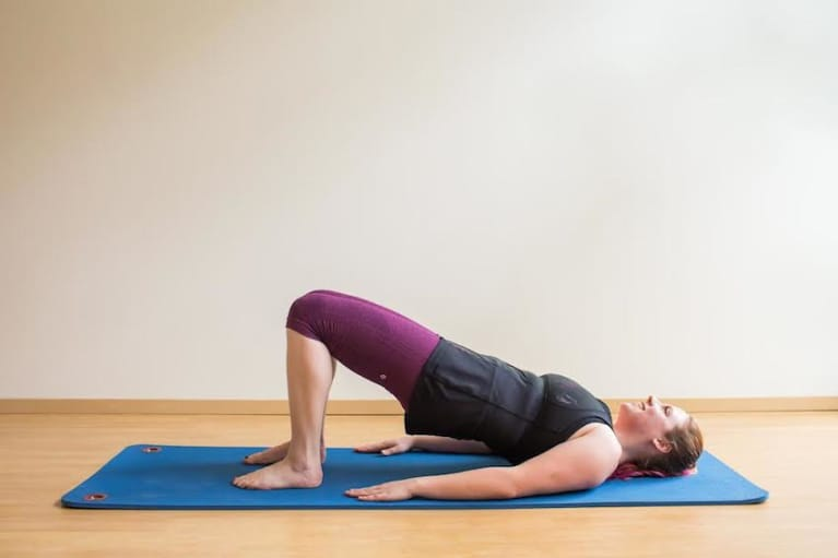 How To Do Bridge Pose The Right Way