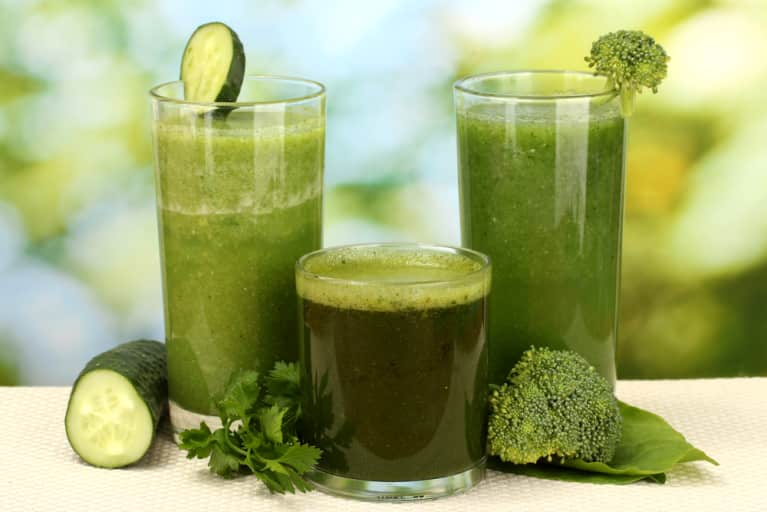 3 Green Juice Recipes To Convert Skeptics
