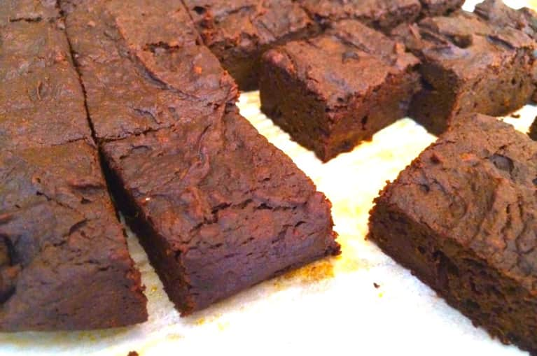 Sweet Potato Brownies (They're Gluten-Free!)