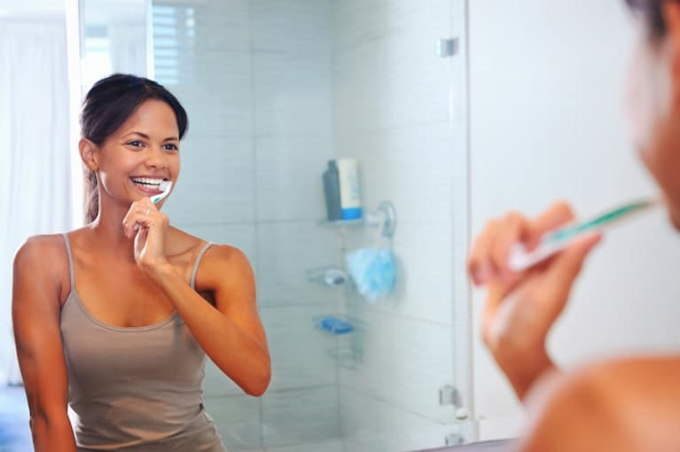 4 Ways To Get Toned In Your Bathroom (Yes, Really!)